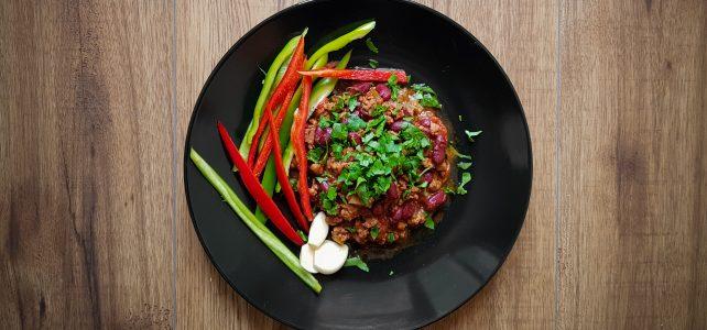 Chilli con carne ( +вариант без месо)
