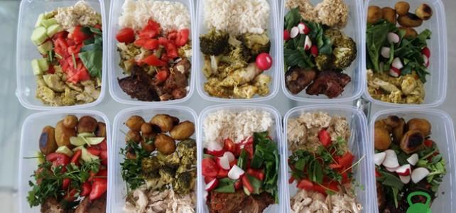 Как да приготвим 10кг разнообразна храна за 1 час?
