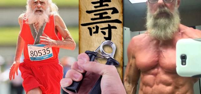 Искате по-дълъг живот? Качете сила, мускули и издръжливост!